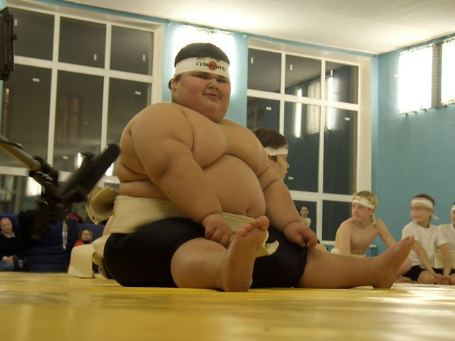 10  10 Fattest People In The World