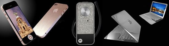 Most Valuable Bling Gadgets 2011-Most Expensive Gadgest 2011