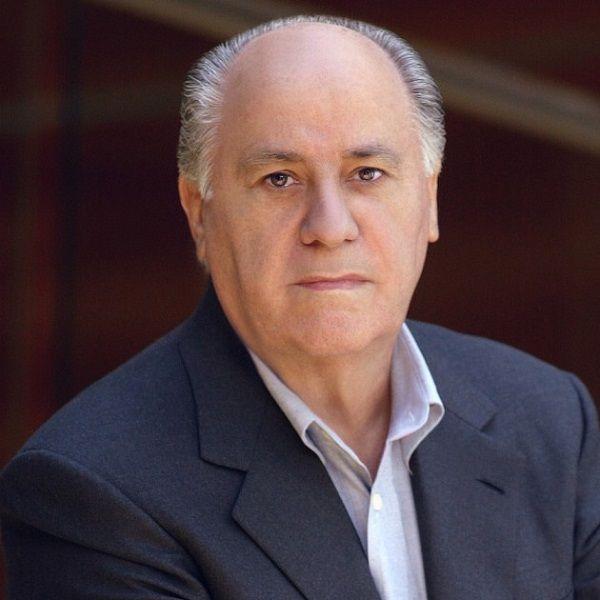 Amancio Ortega Net Worth