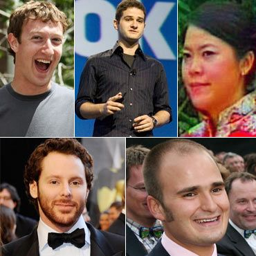 America's Youngest Billionaires