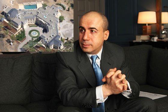Yuri Milner Buys Silicon Valley Mansion
