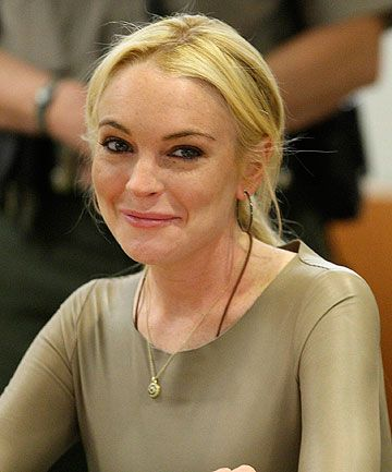 Lindsay Lohan 120 Days Jail Time