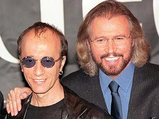 Barry and Robin Gibb Net Worth