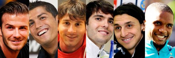 Highest-Paid Footballers 2011 – Richest Footballers