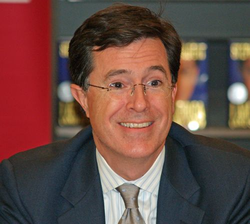 Stephen Colbert Net Worth