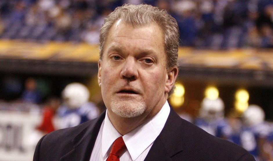 Jim Irsay Net Worth
