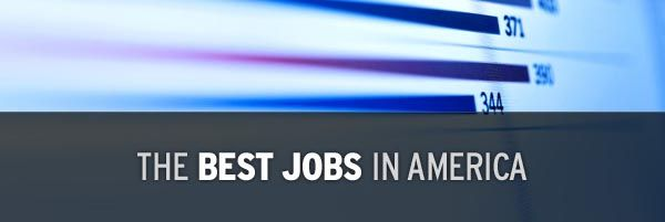 The Happiest Jobs In America 2012