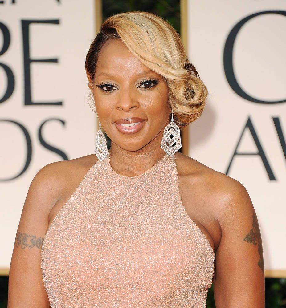 Mary J. Blige Net Worth