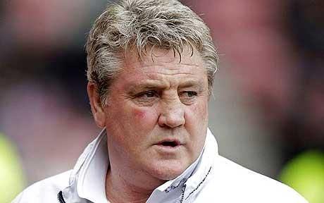 Steve Bruce Net Worth