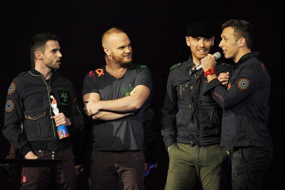 Coldplay Net Worth