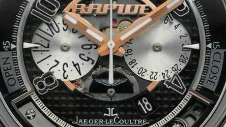 $35 000 Watch That Unlocks the Aston Martin