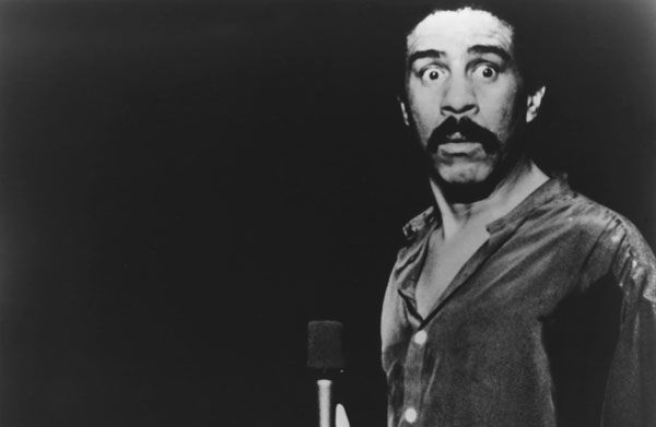 4. Richard Pryor: Unsuccessful Relationships