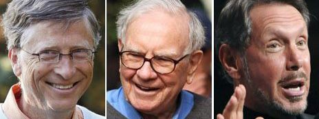 The Richest Americans in the 2013 Forbes 400
