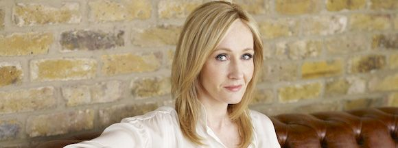 J.K. Rowling Makes a $16 Million Donation