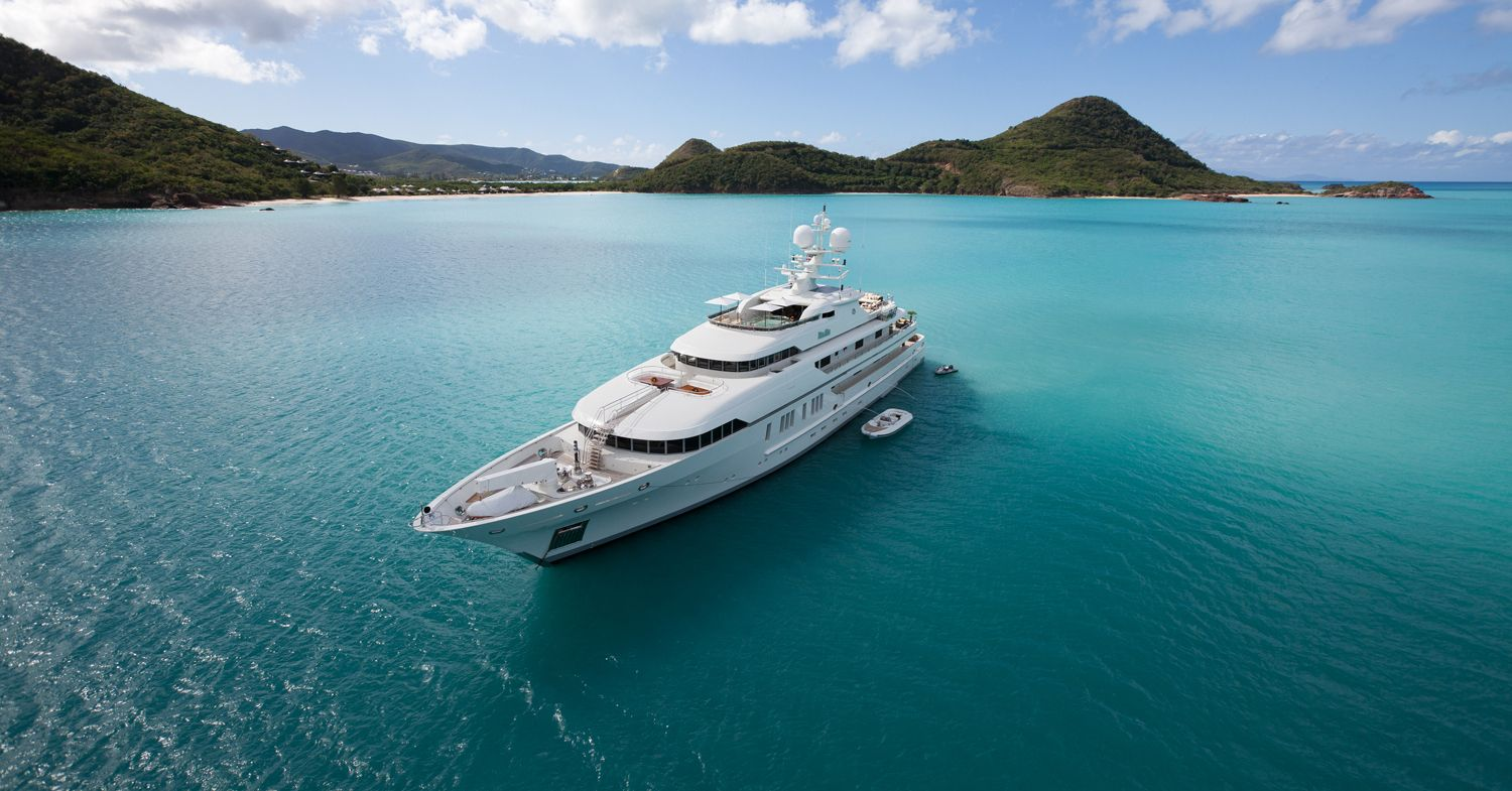 Vacation For The Rich: Charter Your Own Cruise