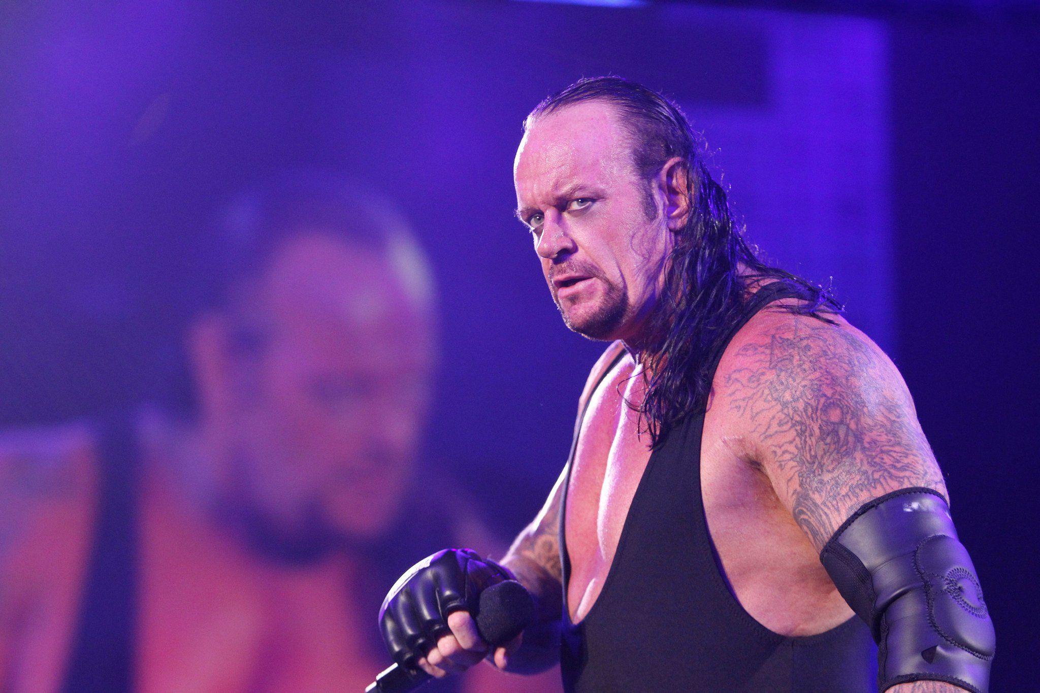 9. The Undertaker - Net Worth: $16 million