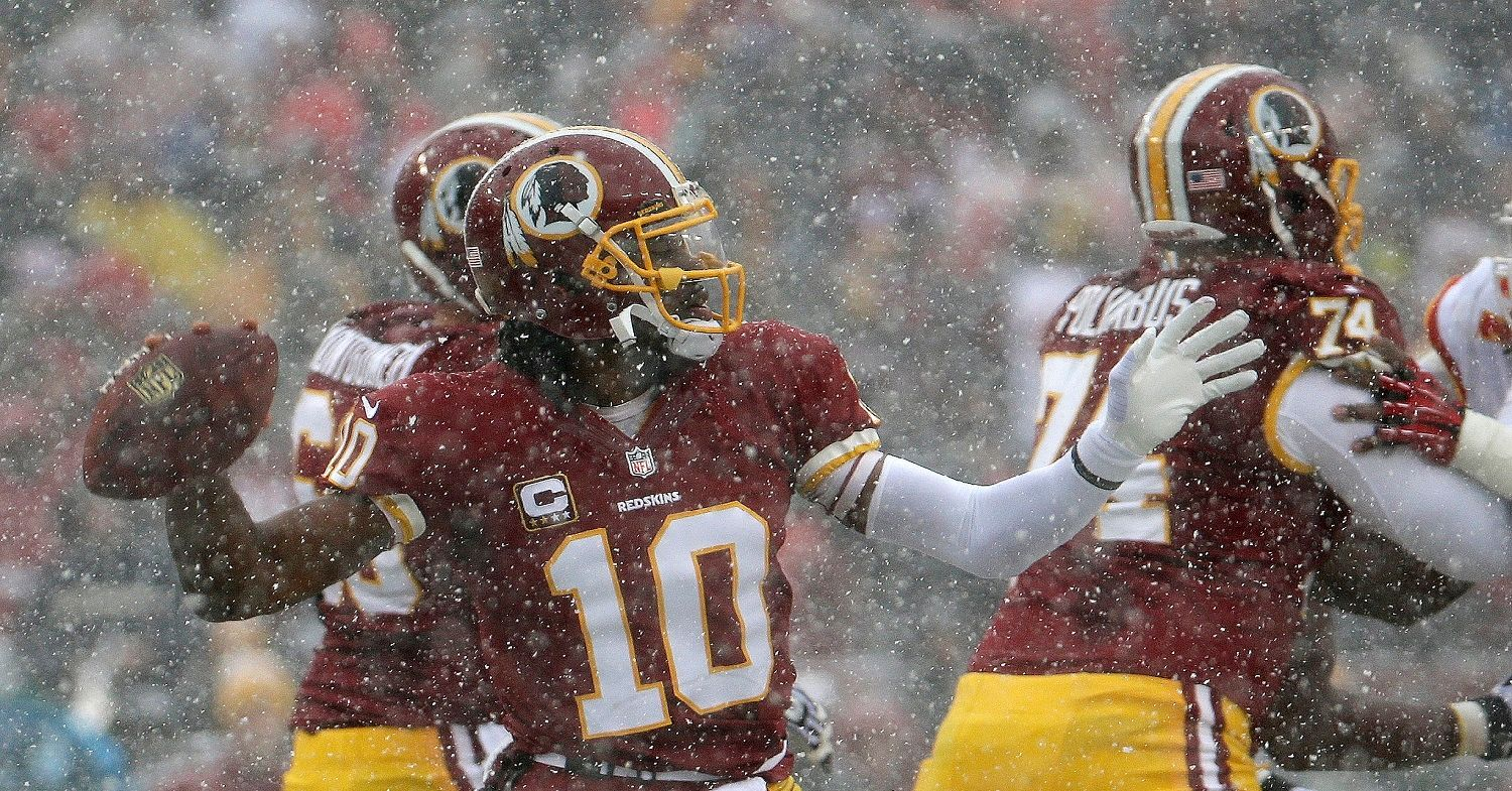 Top 10 Highest-Paid 2013 Washington Redskins Players