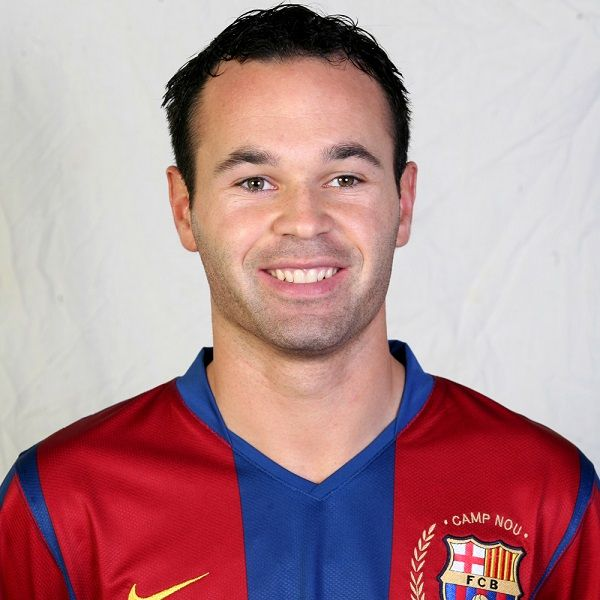 Andres Iniesta Net Worth