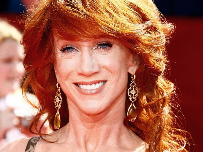 3. Kathy Griffin
