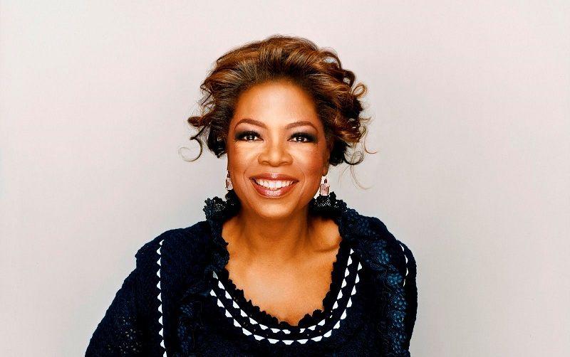 8. Oprah Winfrey