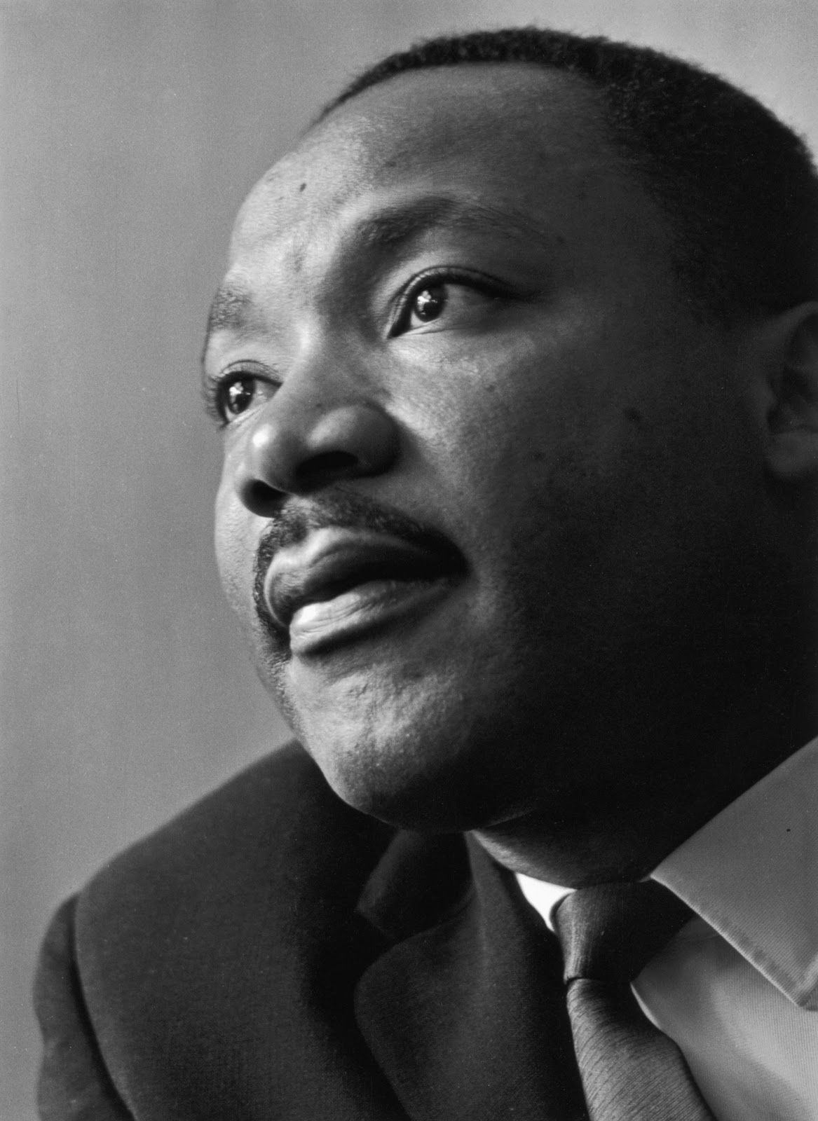thesis for martin luther king