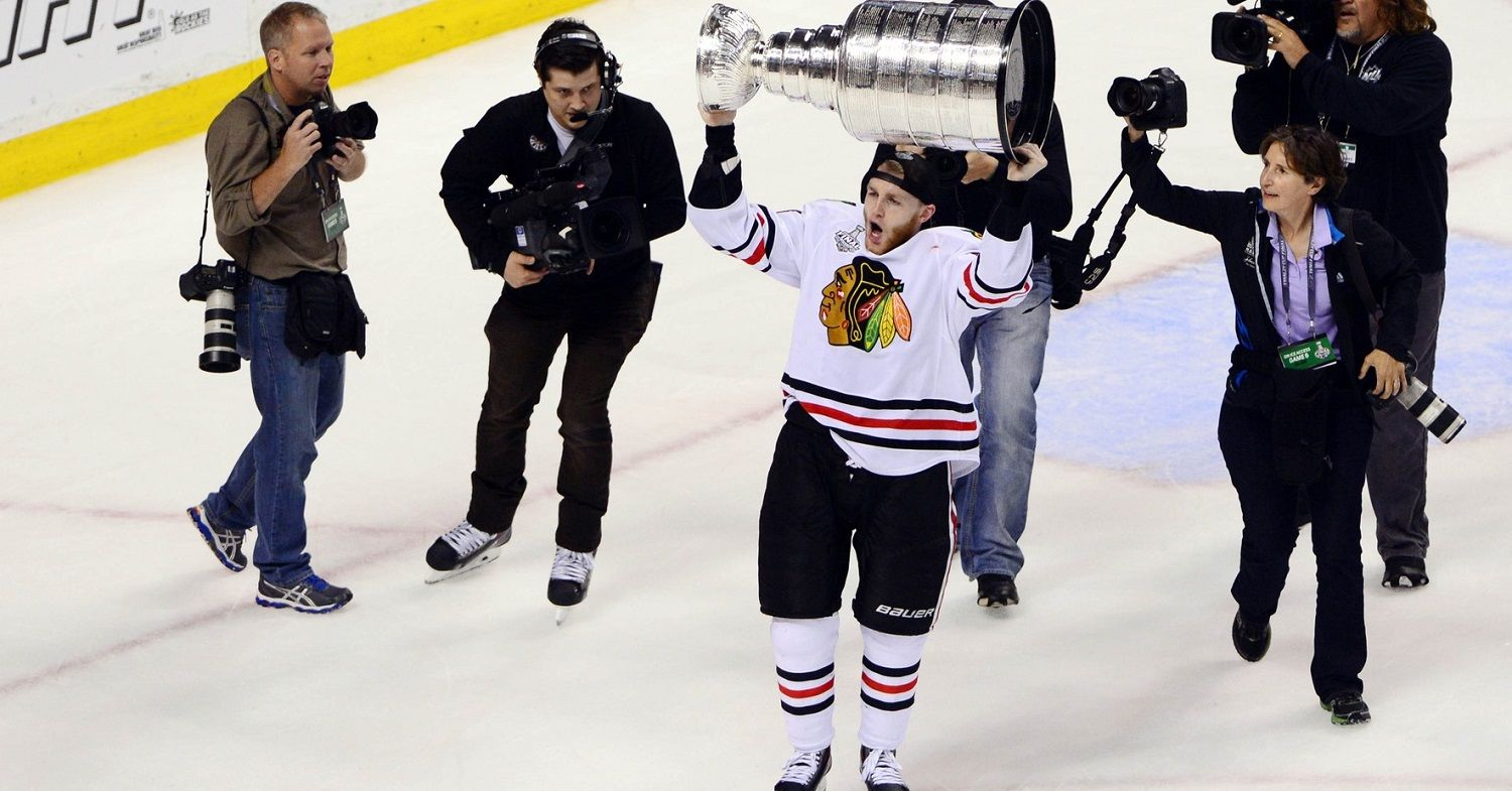 Top 5 NHL Teams with the Best Odds of Winning the 2014 Stanley Cup