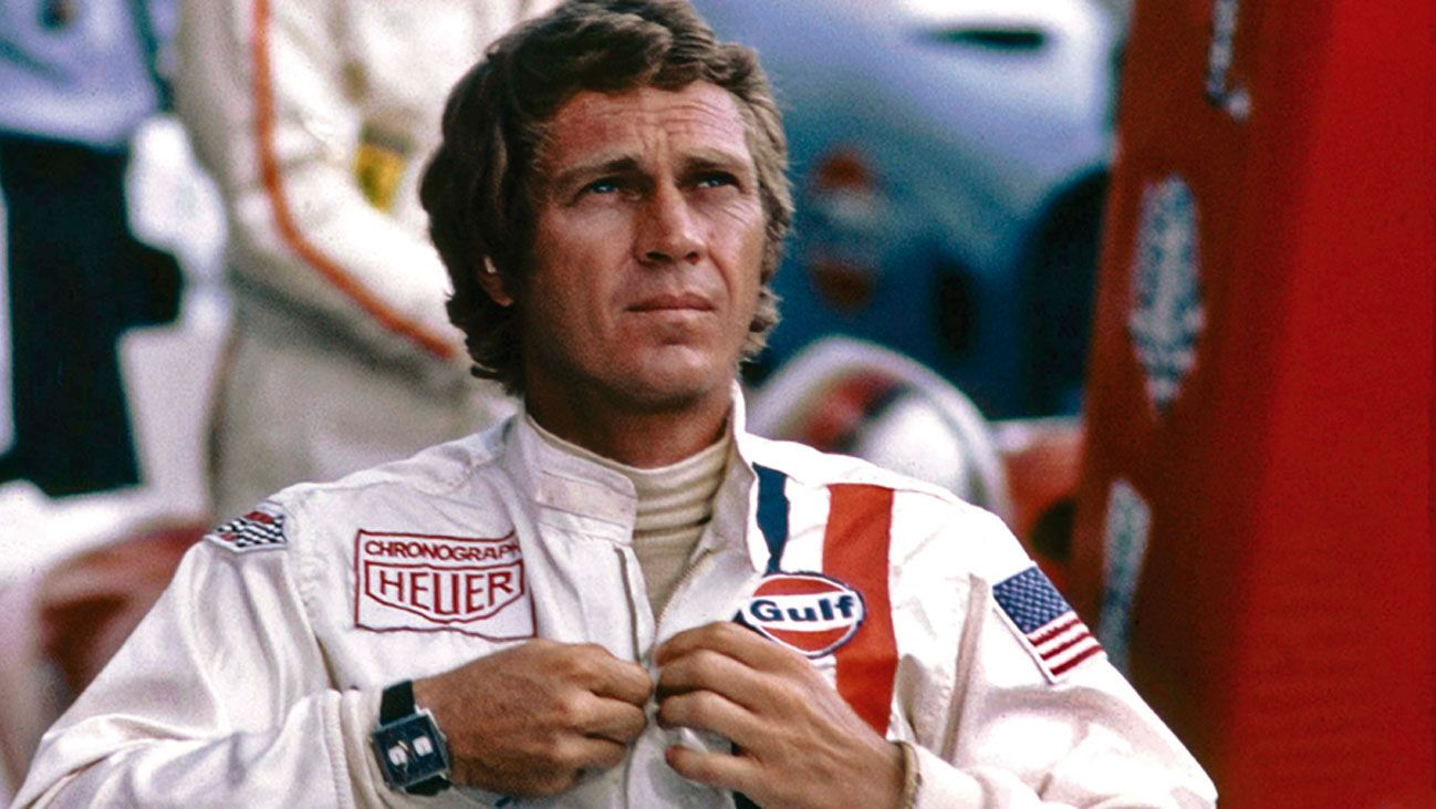 5 Steve McQueen Racing Costume