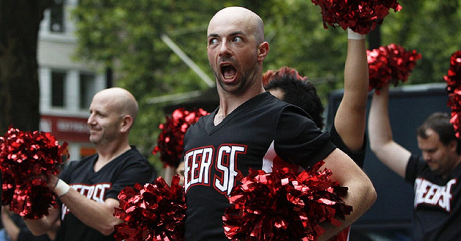 Top 10 Influential Men Who Were Cheerleaders Therichest