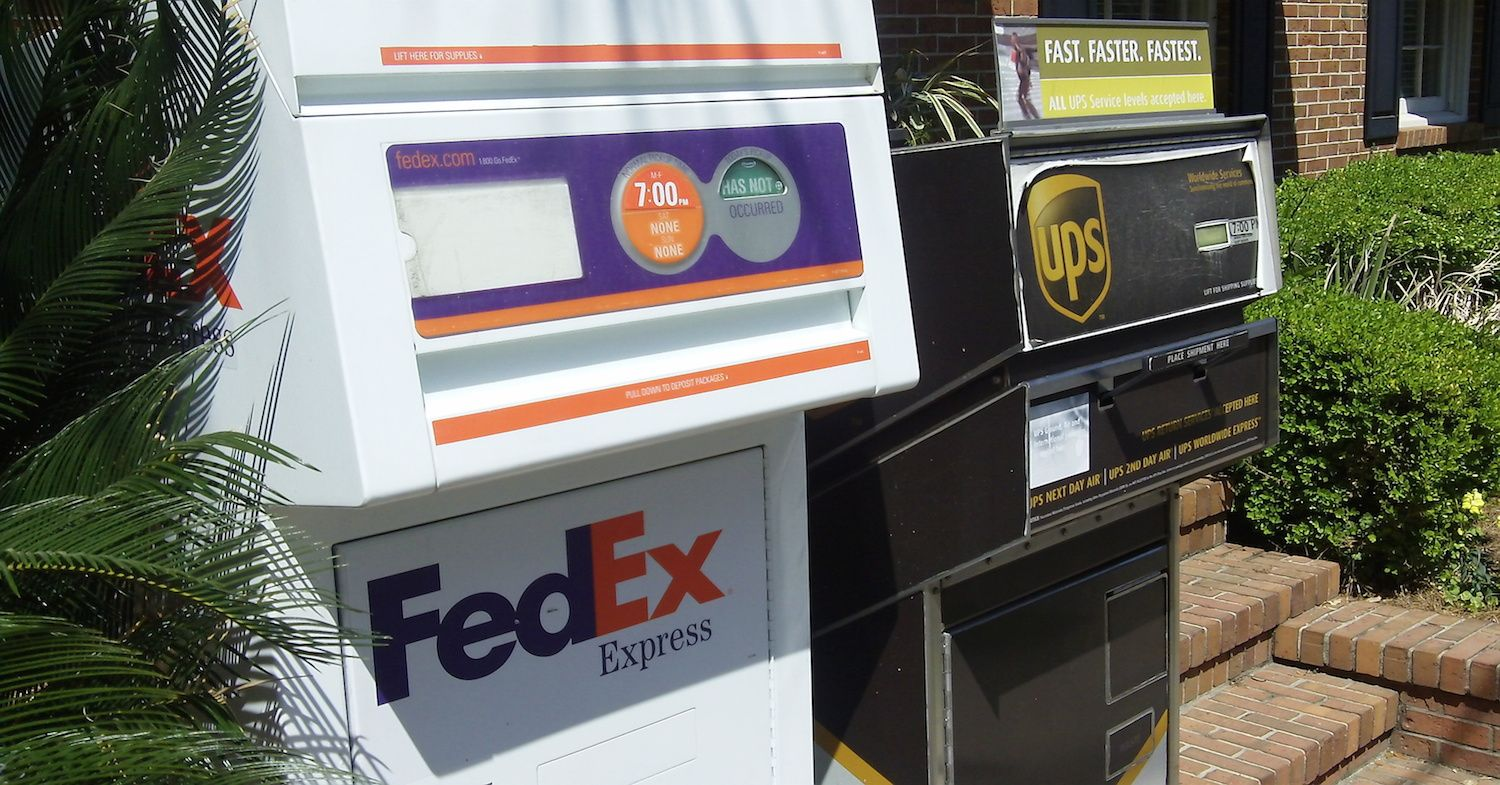ups or fedex? read this and then decide | therichest