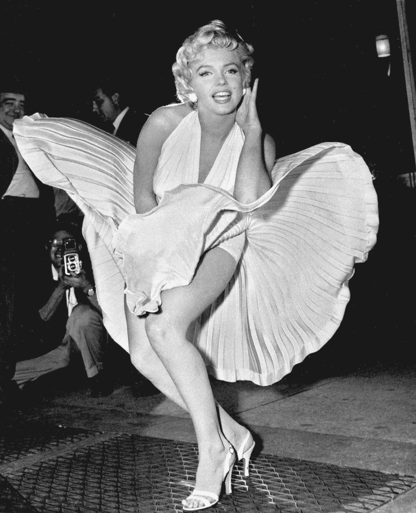 marilyn monroe dress for seven year itch