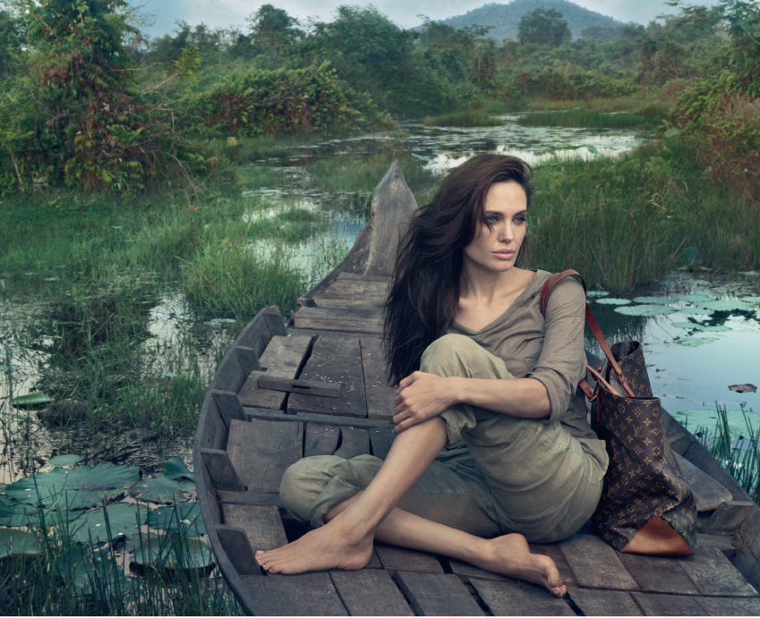 20 Best Celebrity Portraits By Annie Leibovitz