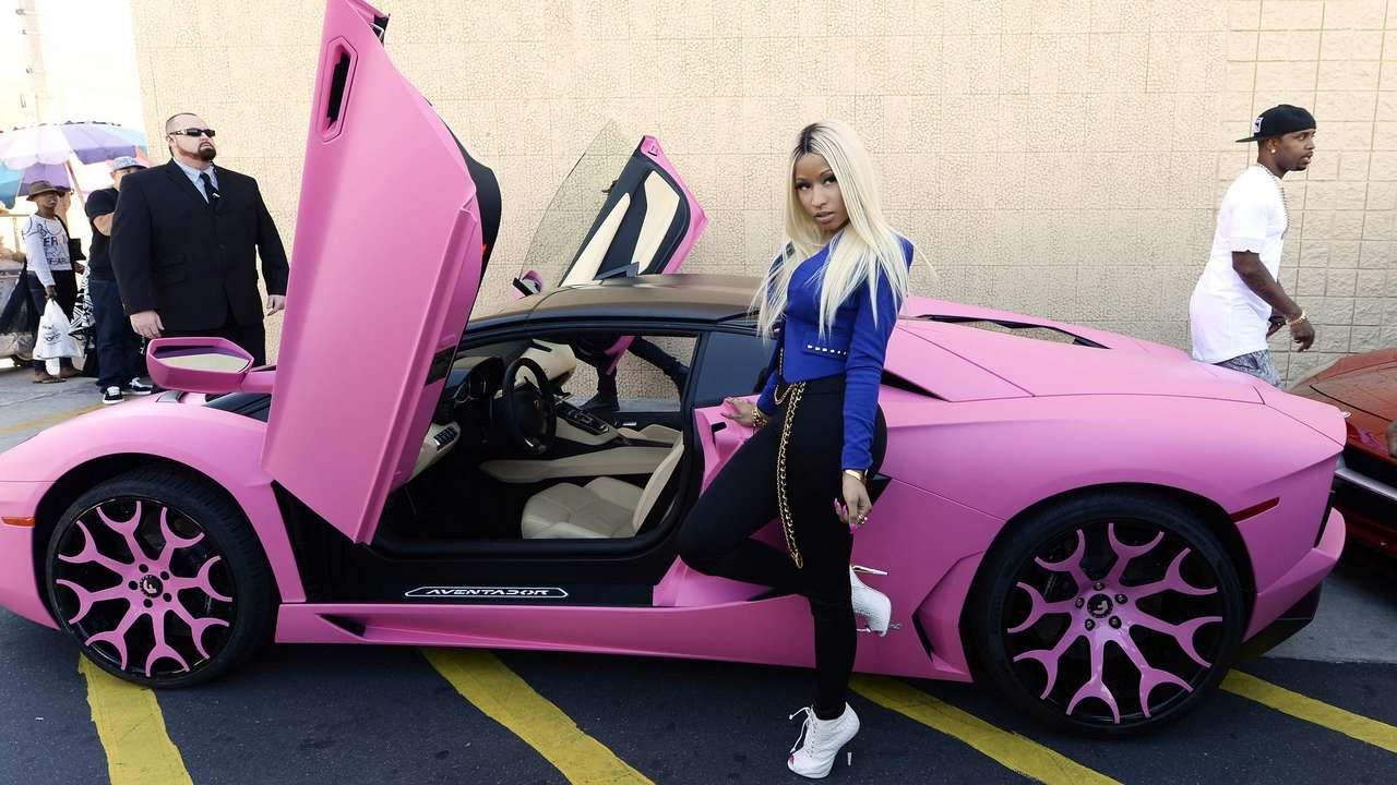 Top 10 Luxury Cars That Rappers | TheRichest