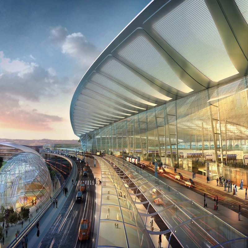 10 Best Airports Inwards The Basis For 2014