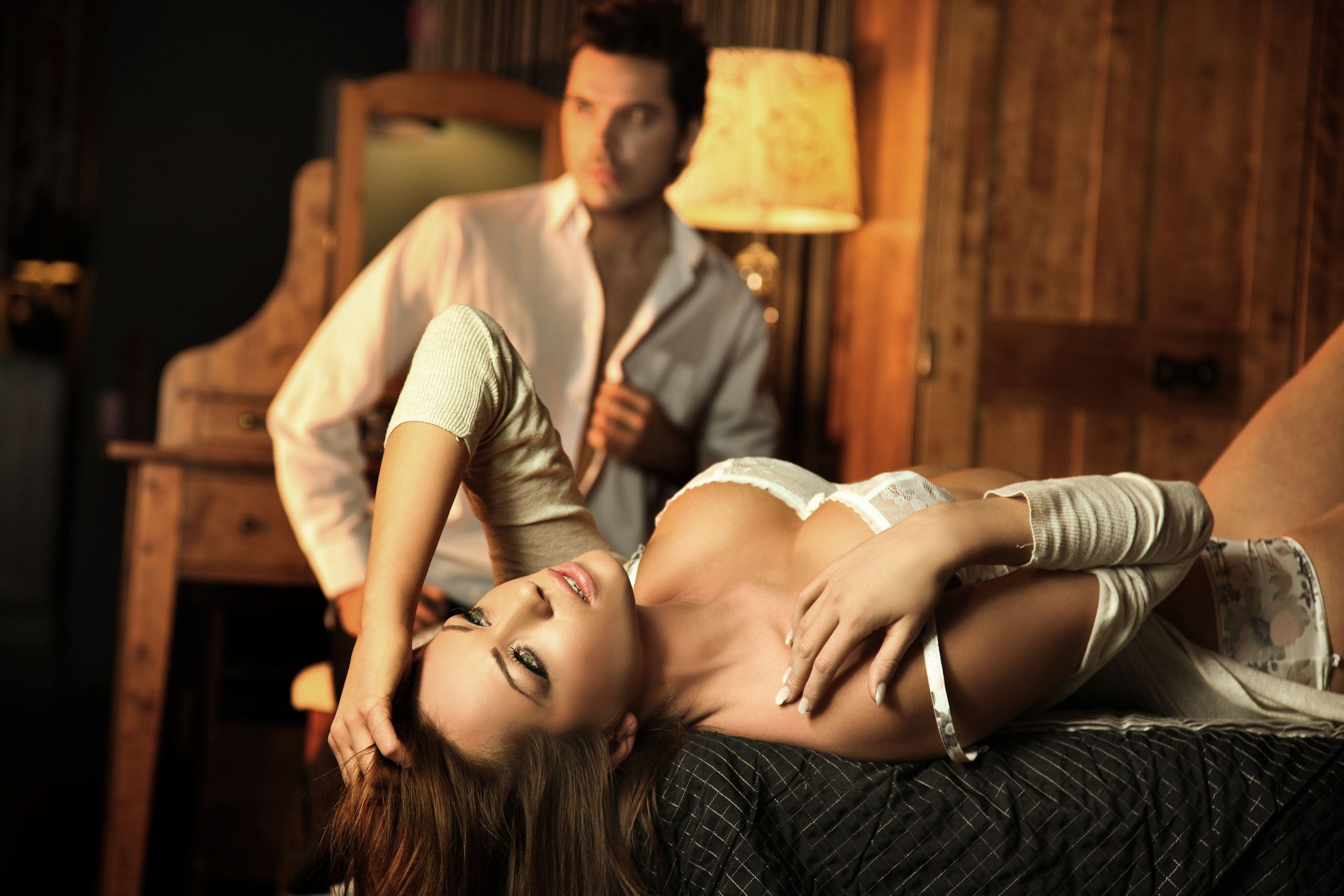 Сладострастная сексуальность смотреть онлайн 14 фотография