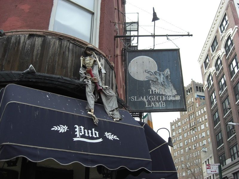 Slaughtered Lamb, NYC 2