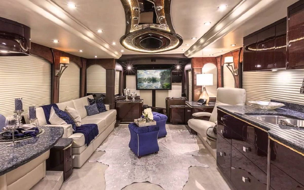 10 Most Expensive Luxury Motorhomes in the World - TheRichest