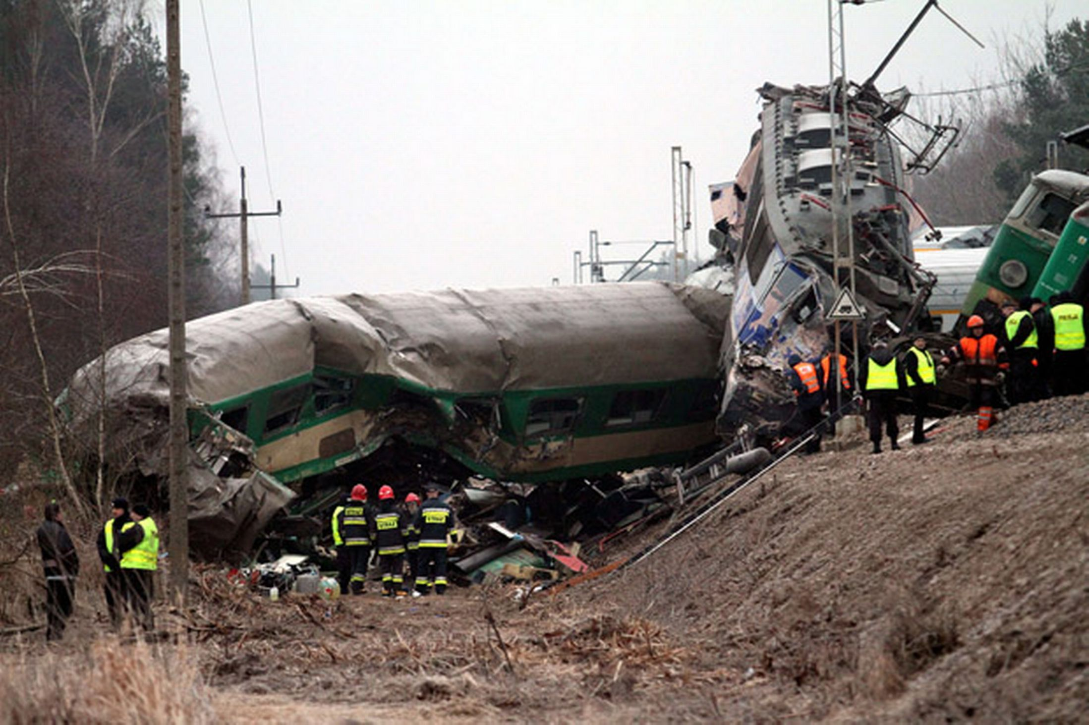 The 10 Deadliest Train Wrecks of All Time | TheRichest