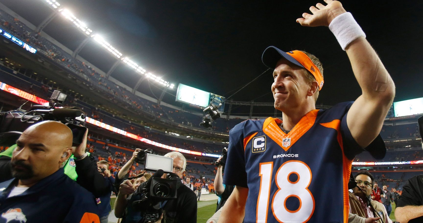 Peyton Manning S Top 10 Nfl Records Therichest