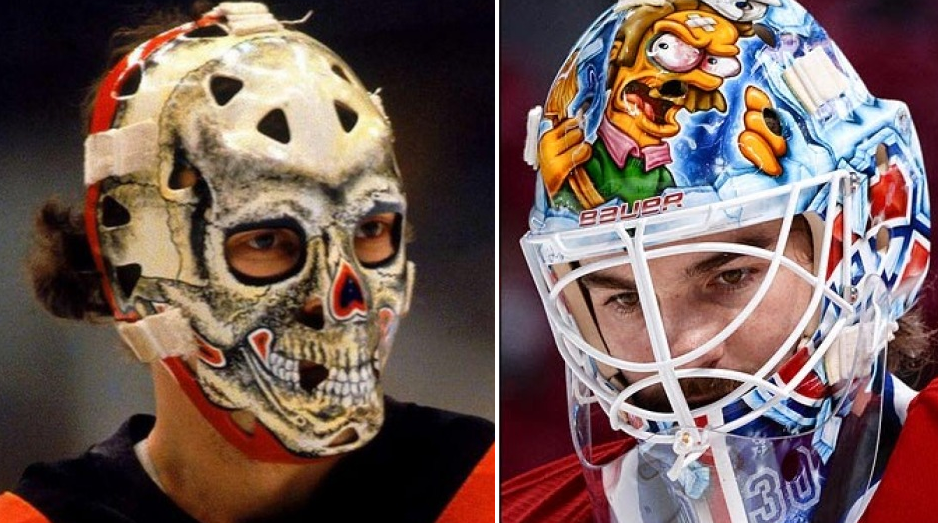 15 Of The Most Incredible Goalie Masks Of All Time