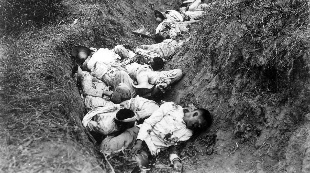 15 of the bloodiest genocides in history therichest