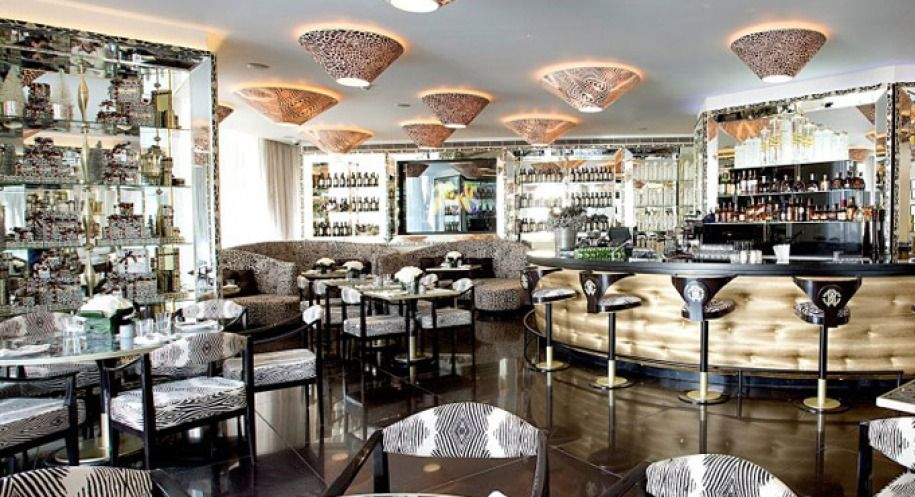 15 Of The World S Most Luxurious Cafes Therichest