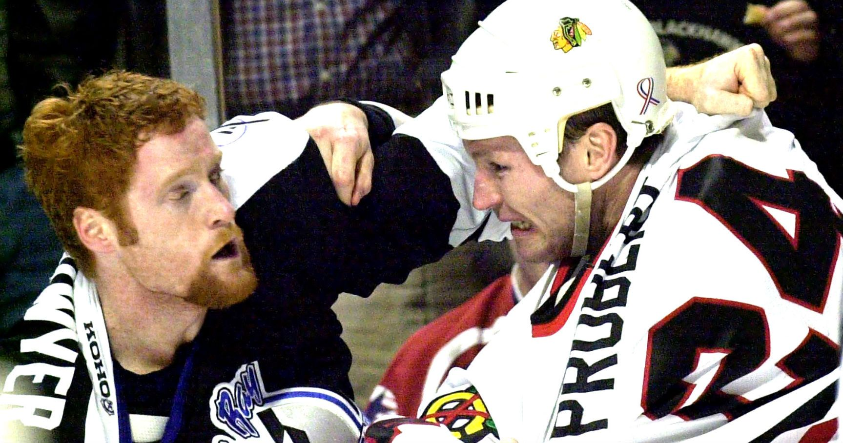 The 10 Greatest Enforcers in NHL History
