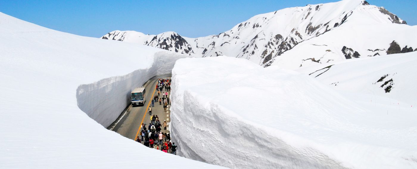 The 10 Snowiest Cities On Earth