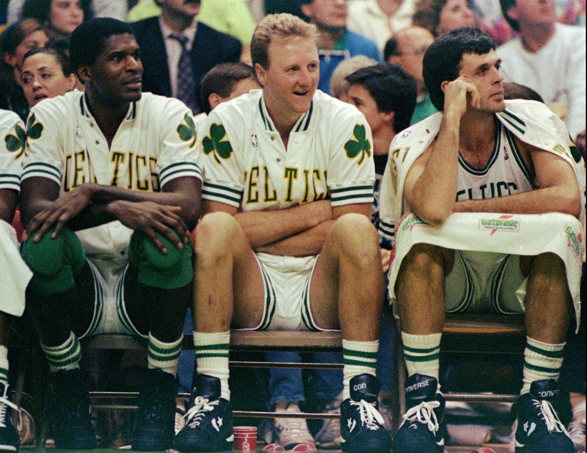 Kevin Mchale Larry Bird Larry Bird, Kevin McHa...