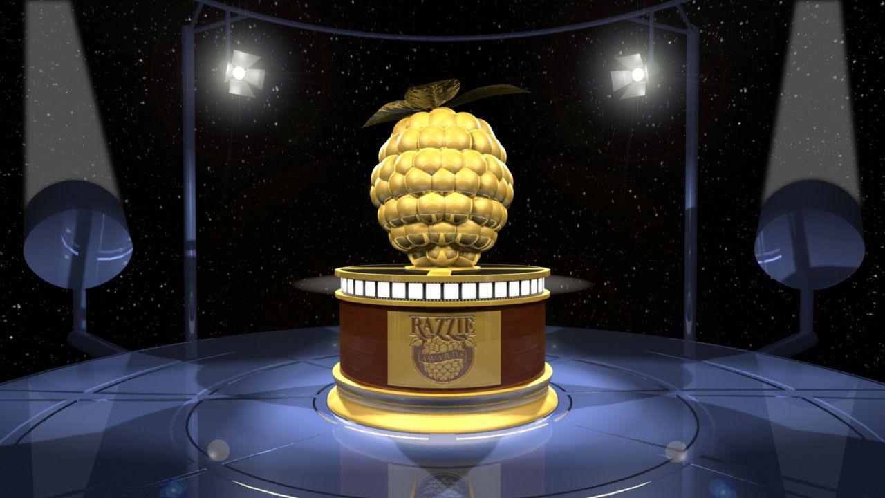 15. Champion of the Razzie Awards