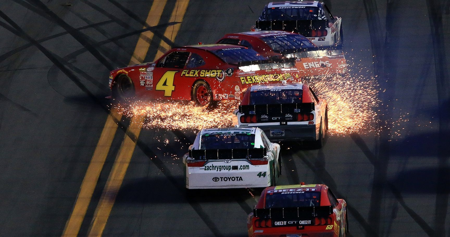The 10 Dirtiest Drivers in Racing History