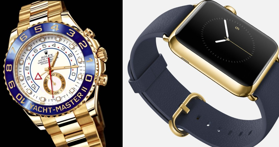 10 Reasons The Apple Watch Gold Edition Is Pointless