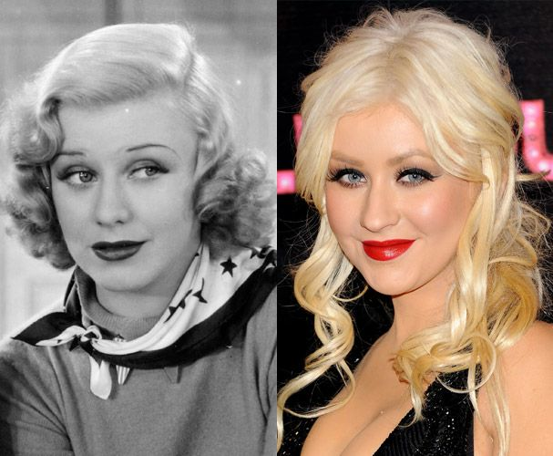 9. Christina Aguilera – Ginger Rogers