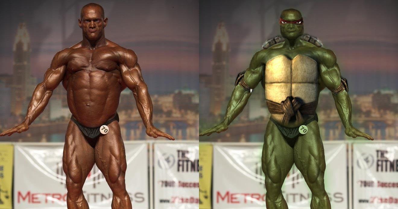 Greek bodybuilder big ass 15 Of The Nastiest Looking Pro Bodybuilders Therichest
