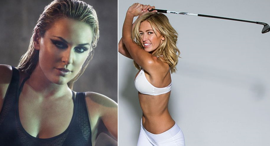 13 Hottest Wives and Girlfriends Of Pro Golfers